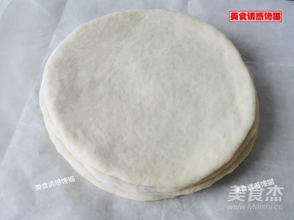 芝麻酱花式面包怎么做