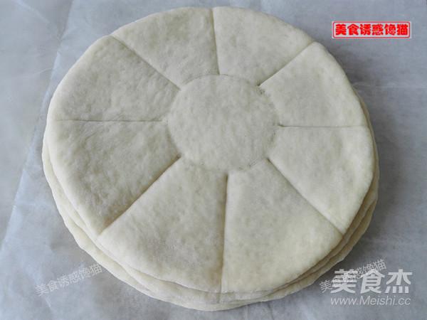 芝麻酱花式面包怎么炒