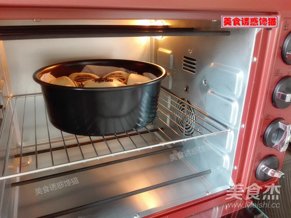 芝麻酱花式面包怎样炒