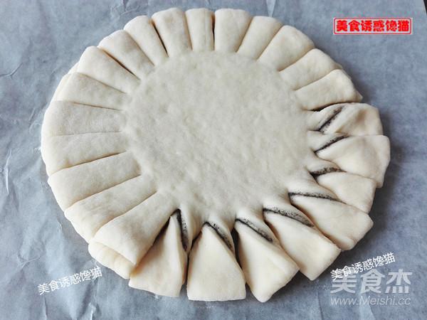 向日葵芝麻酱面包怎么煸