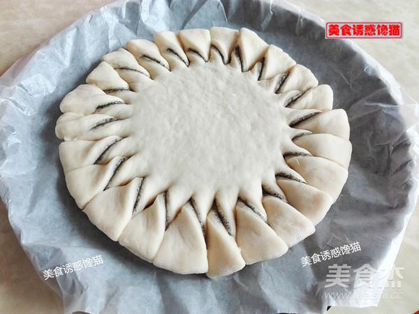 向日葵芝麻酱面包怎样做