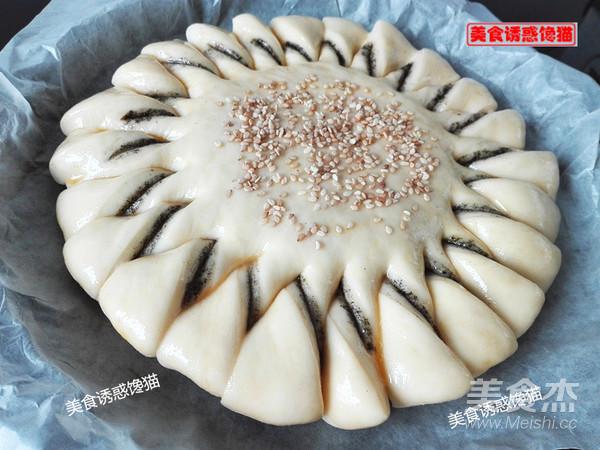 向日葵芝麻酱面包怎样炒