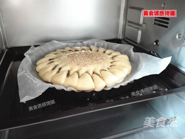 向日葵芝麻酱面包怎样煮
