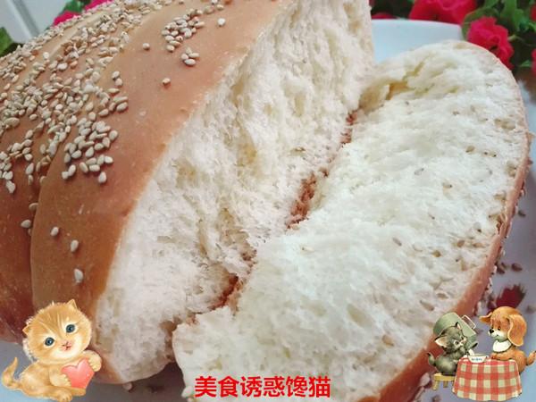 椰汁排包(一次性发酵)的步骤