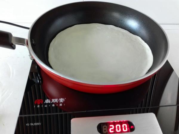 鸡蛋灌饼怎么炒