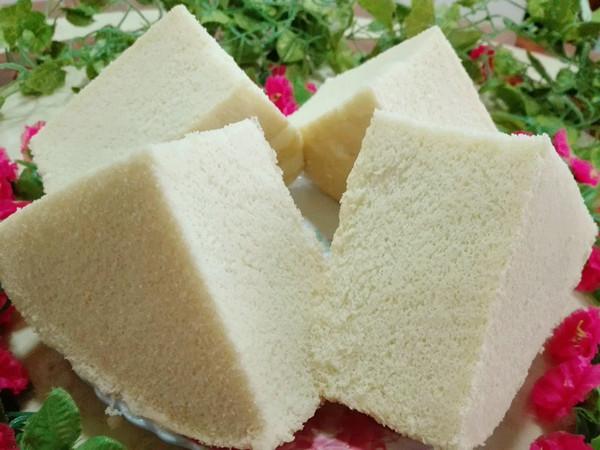 熟面粉蒸蛋糕怎样做