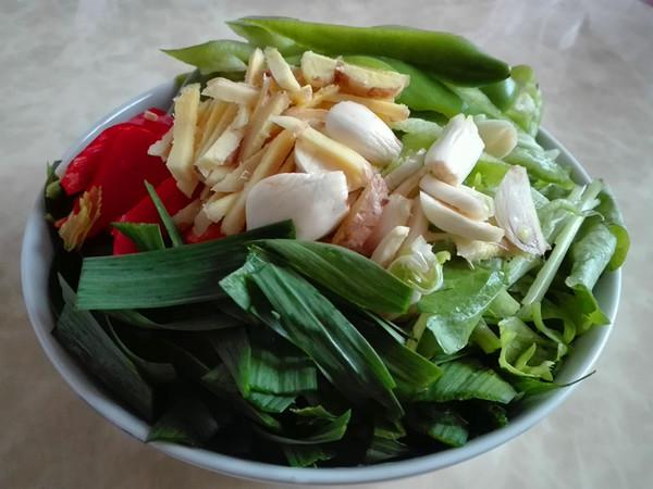 腐竹焖五花肉的做法图解