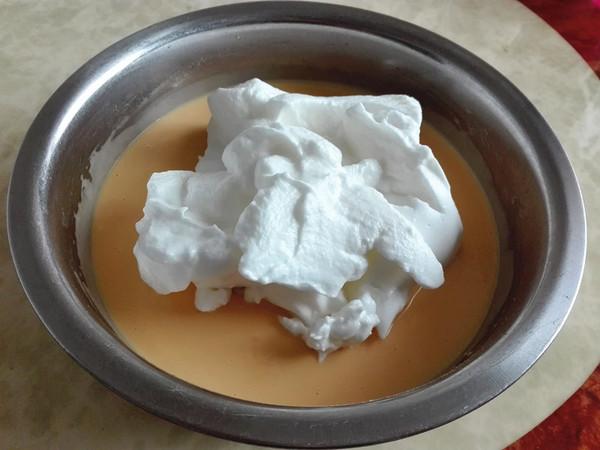 熟面粉方形蛋糕(水浴法)怎么吃