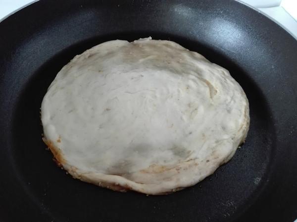 鸡蛋千层葱油饼怎么炒