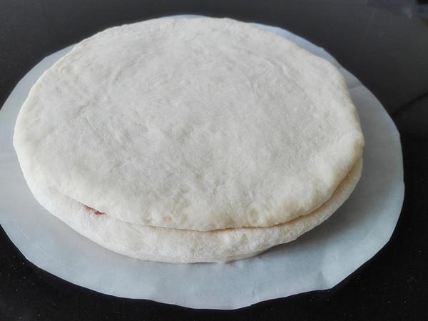 网纹豆沙面包(一次性发酵)的步骤