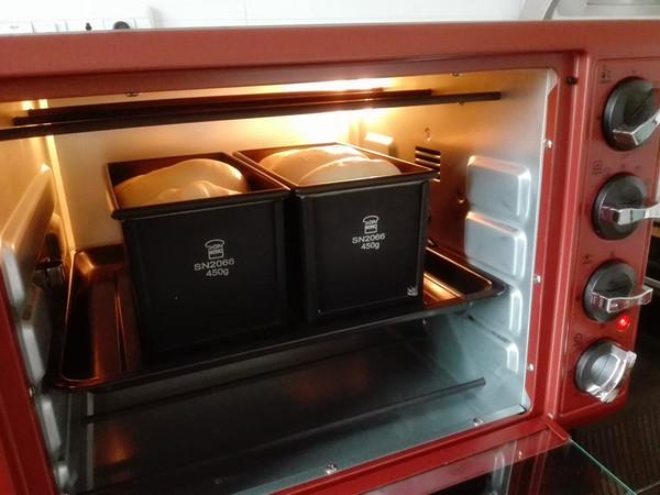红枣豆沙吐司(一次性发酵)的步骤