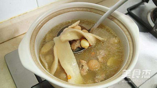 清补凉排骨汤怎么做