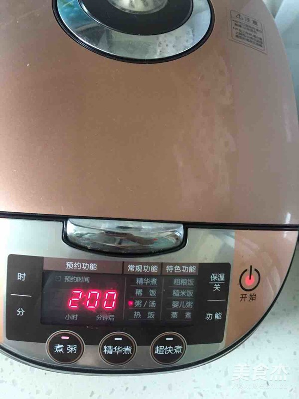 红枣枸杞银耳粥怎么吃