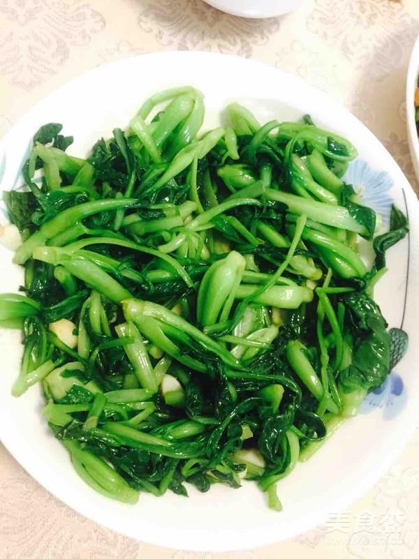 炒青菜的简单做法
