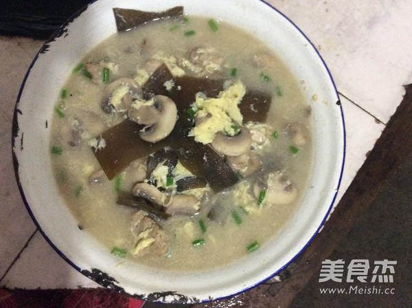 鲜蘑汤怎么煮