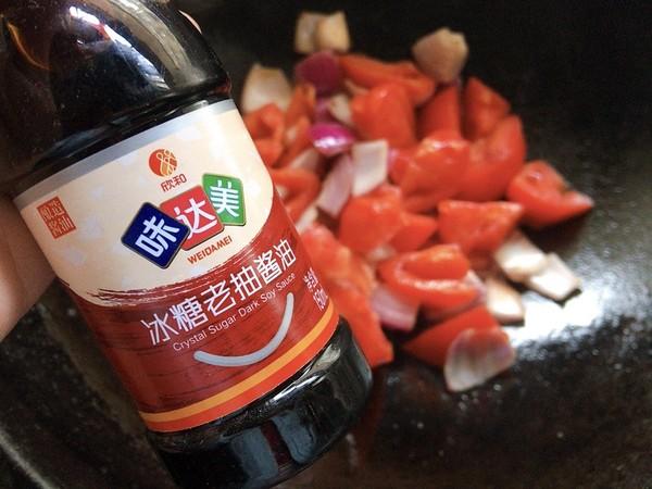 西红柿炖牛腩肉怎么煮