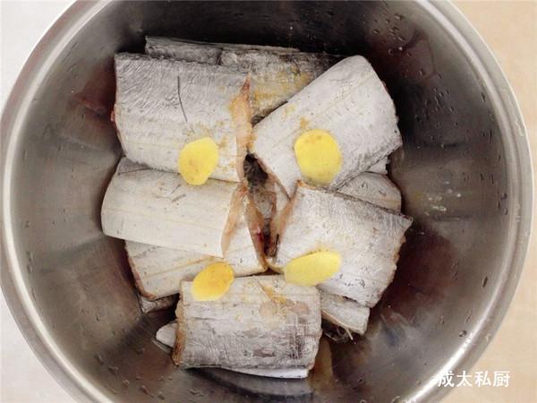红烧带鱼的做法大全