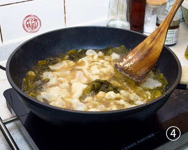 家常酸菜鱼的简单做法