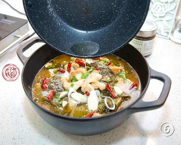 家常酸菜鱼怎么做