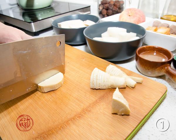 日式关东煮的做法图解