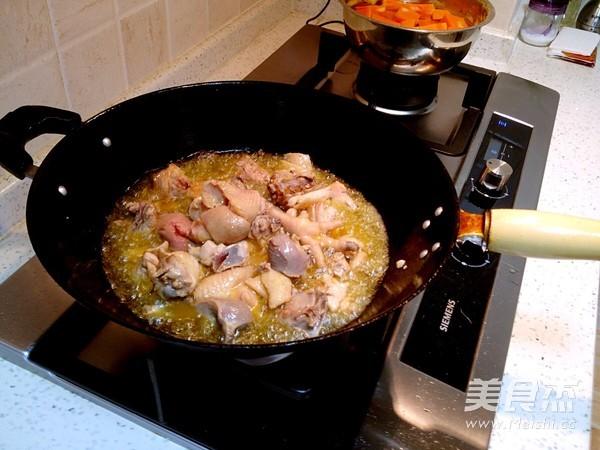 青椒童子鸡的家常做法