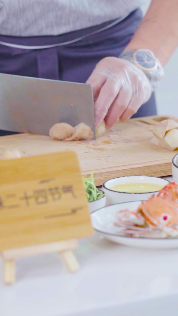 葱油芋艿蟹的做法大全