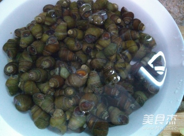 紫苏炒田螺的做法大全