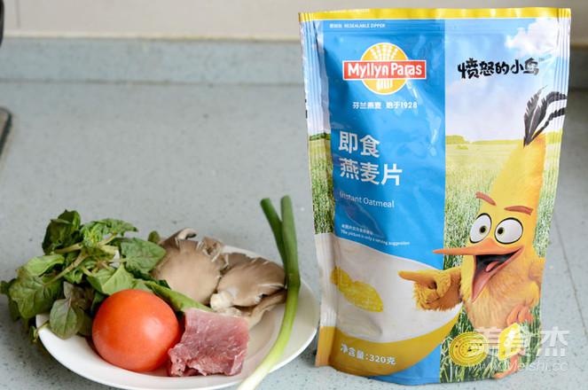 燕麦肉片疙瘩汤的做法大全