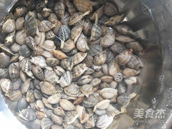 炒蛤蜊的做法大全