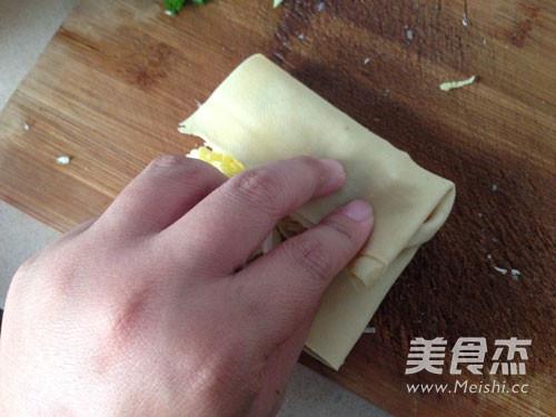 千张白菜卷怎么做