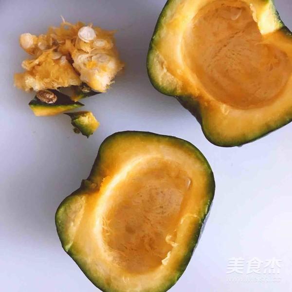 黑椒海盐烤南瓜的做法大全