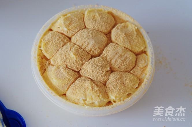 日式豆乳盒子蛋糕怎么炒