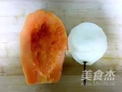 木瓜炖梨的做法大全