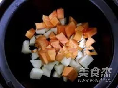 木瓜炖梨的家常做法