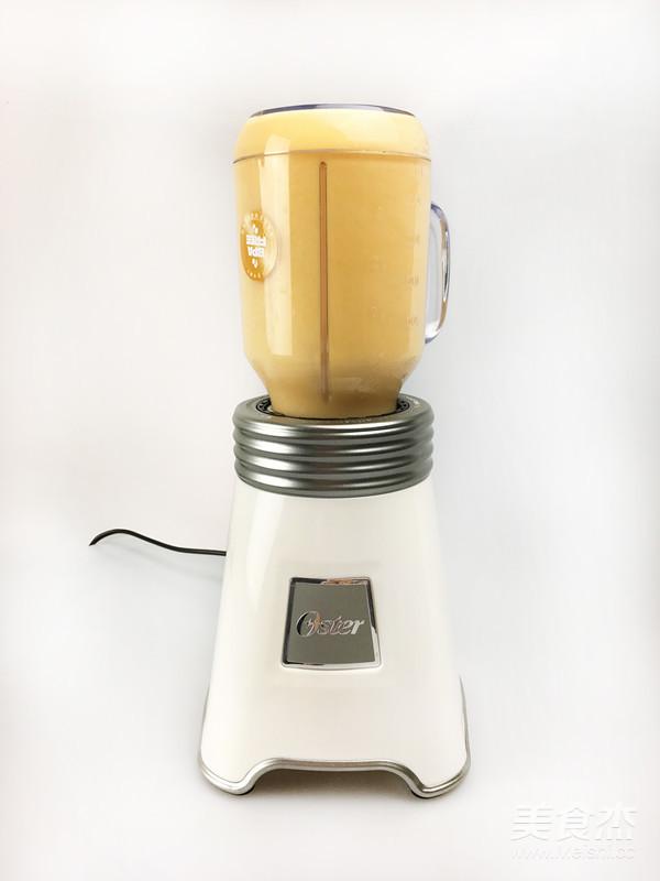 橘子汁的家常做法