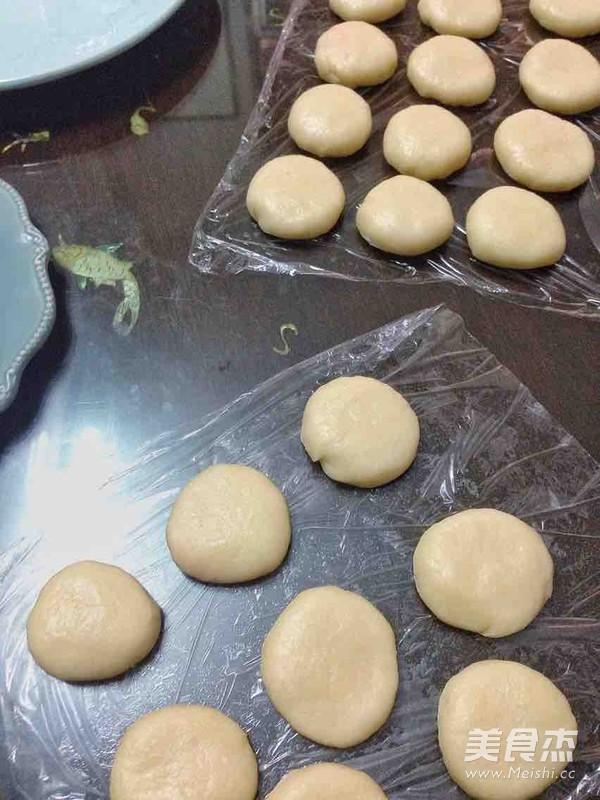 奶黄饼—粉绣团怎么做