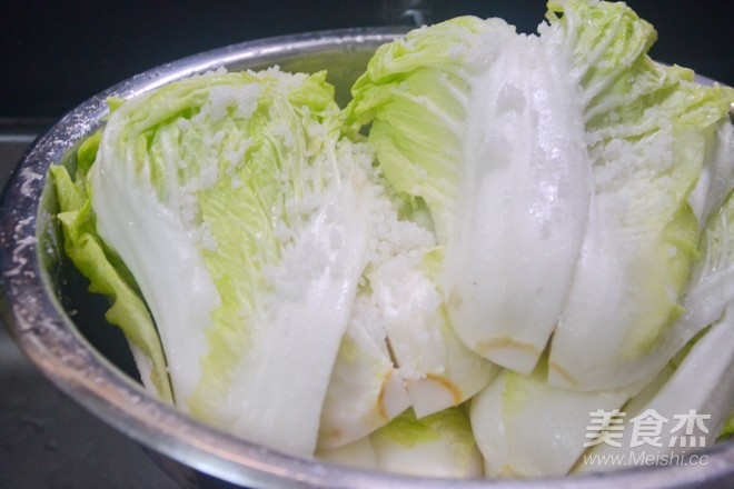 小呆独家秘制韩国泡菜的家常做法