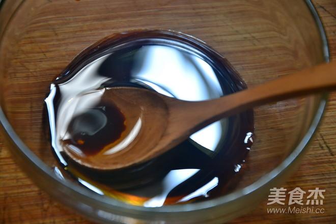 梅子酱油版面的做法图解