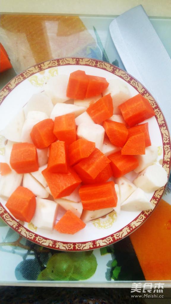 格林诺尔红焖羊腿山药锅怎么煮