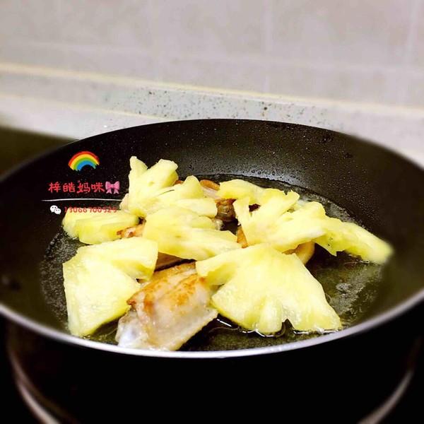 宝宝辅食 菠萝鸡翅的简单做法