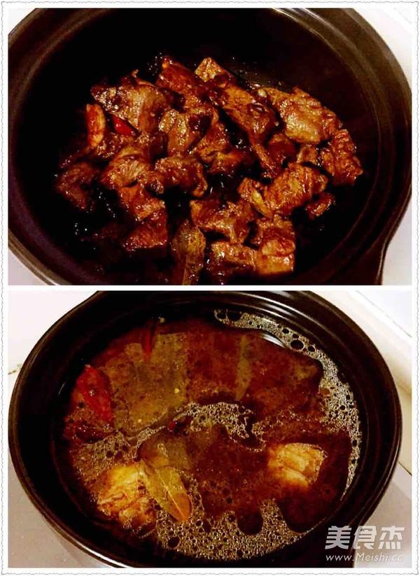 红烧牛肉的简单做法