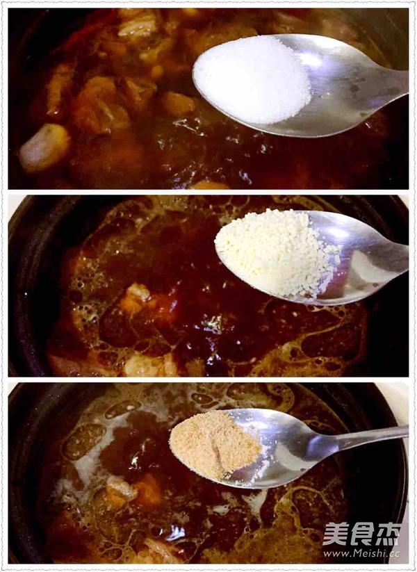 红烧牛肉怎么做