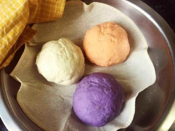 彩色煎饺的家常做法