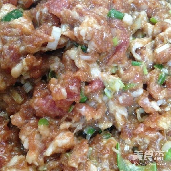 茴香猪肉水饺怎么炒