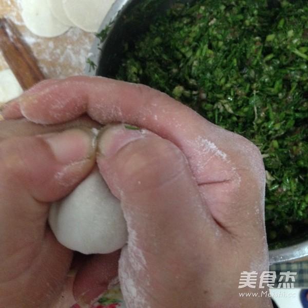 茴香猪肉水饺的制作大全