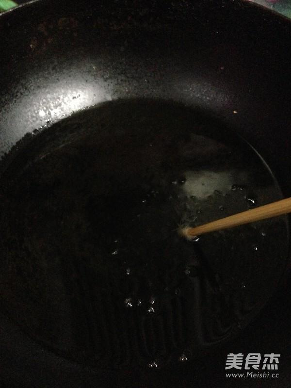 反沙芋头的家常做法