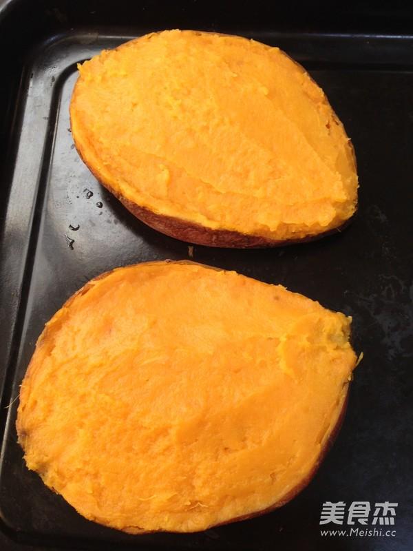 芝士焗红薯怎么吃