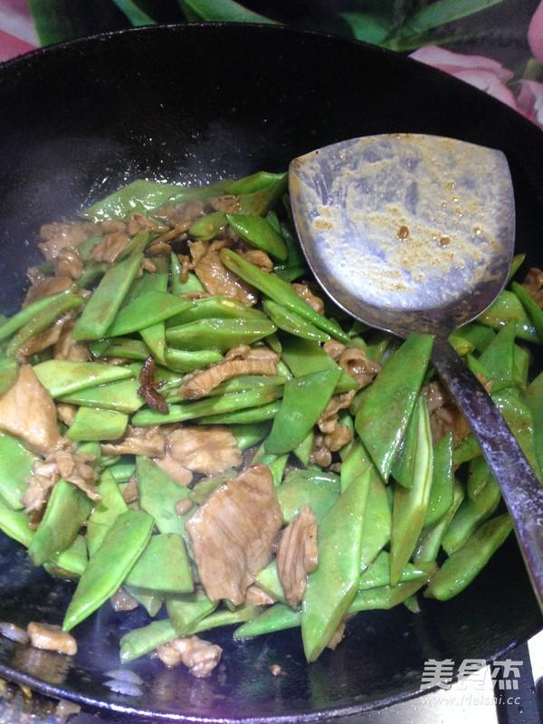 扁豆焖面怎么煮