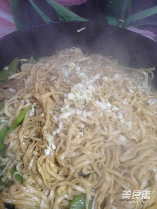 扁豆焖面怎样煮