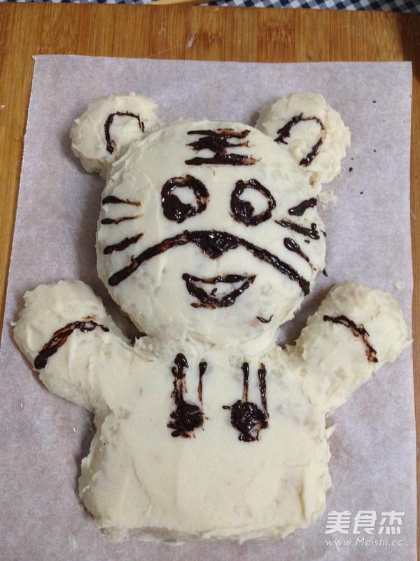 巧虎造型米糕怎样炒